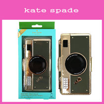 【即発◆3-5日着】kate spade◆Camera Folio iPhone7 ケース