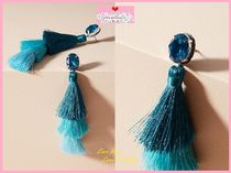 18AW☆最安値*関送料込【Anthro】Cha Cha Tassel Drop Earrings