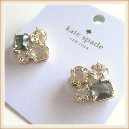kate spade new york イヤリング・ピアス 【追跡有!国内発送・到着まで約2日】Cluster Studs ピアス