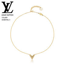 ★Louis Vuitton(ルイヴィトン) COLLIER ESSENTIAL V ネックレス