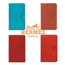 送料関税込☆HERMES Porquerolles Simple Card holder