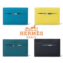 送料関税込☆HERMES Citizen Twill Card holder
