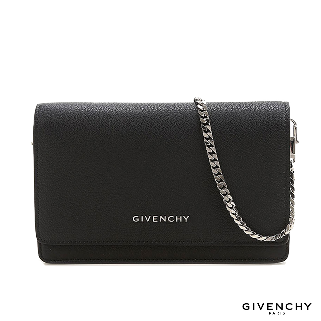 GIVENCHY◆PANDORA 17A/W◆CHAIN WALLET◆女性ショルダーバッグ