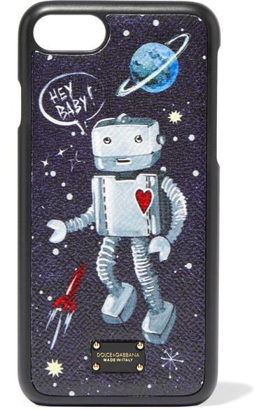 国内発| DOLCE&GABBANA  Robot & Space iPhone 7 ケース