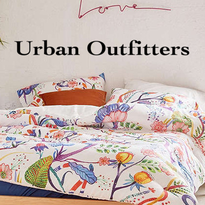 <SALE>UO☆Whimsical Floral Comforter Snooze Set