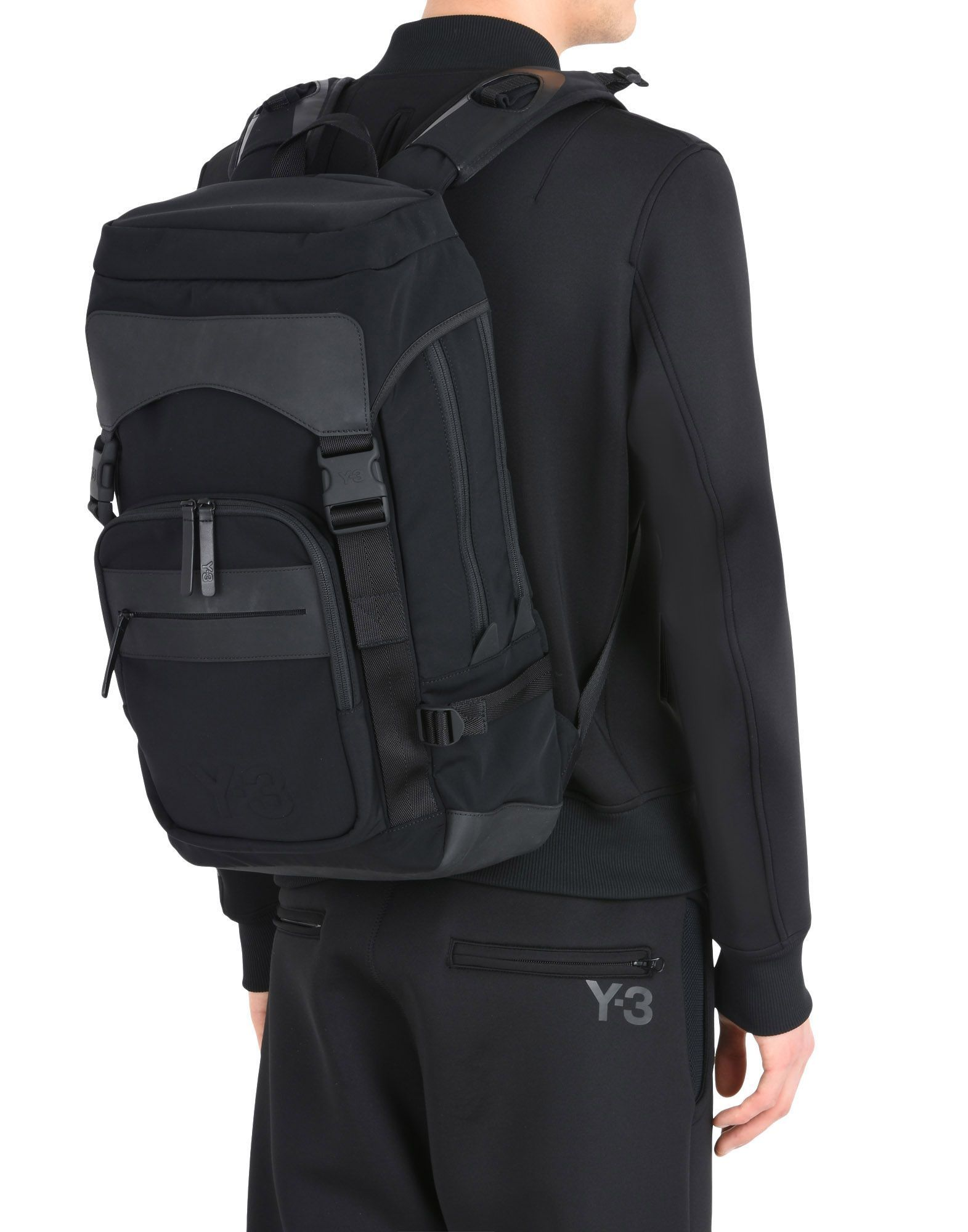 Y-3☆ULTRATECH BAG☆ブラック系