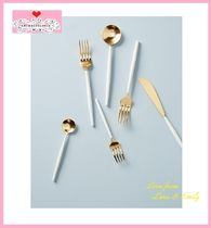 18AW☆最安値補償*関税送料込【Anthro】Cloud-Dipped Flatware