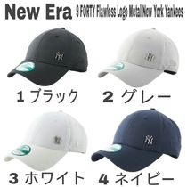【送込・NEW ERA】9FORTY Flawless Logo Metal New York Yankees