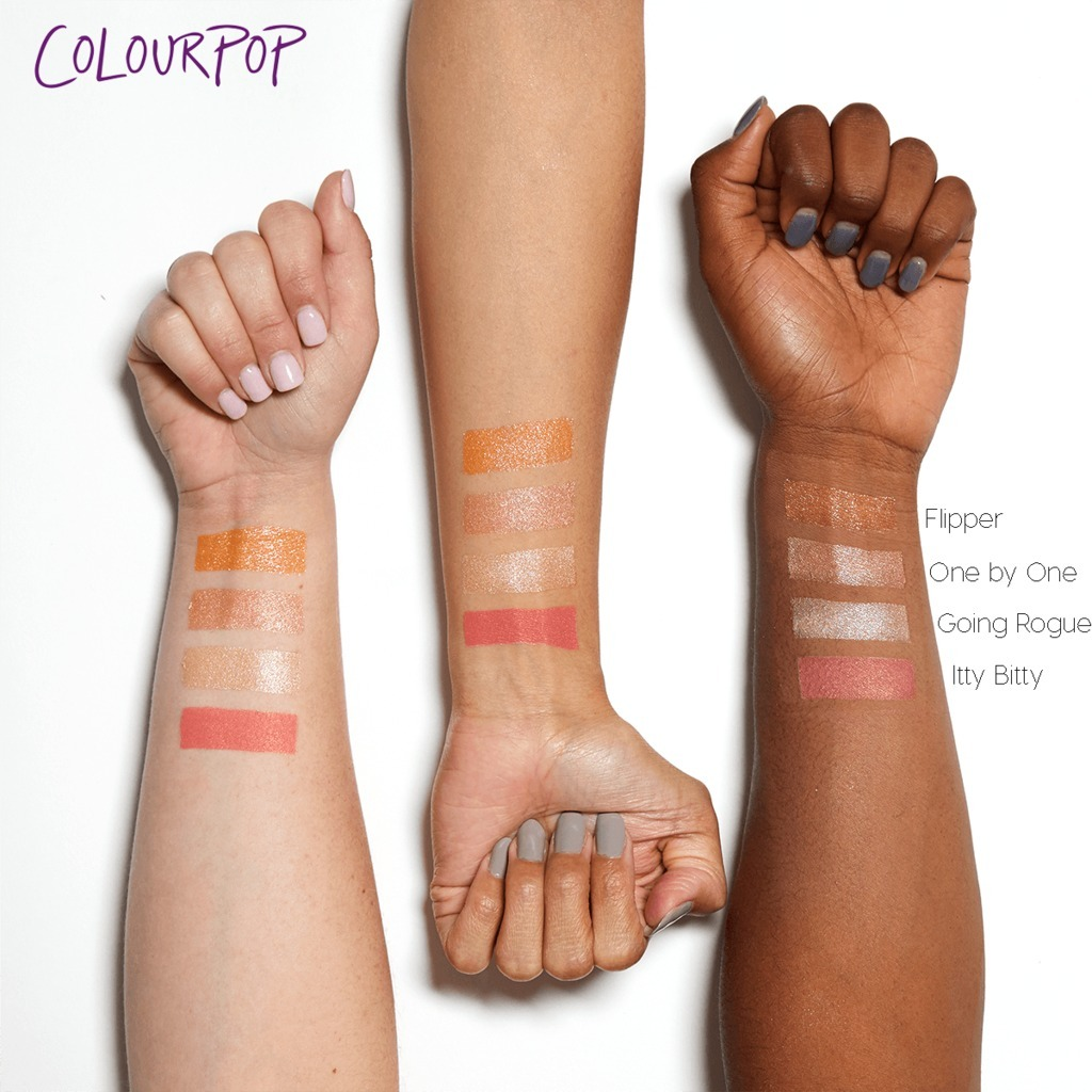 Colourpop 【 Phase Me Out 】アイシャドー4色セット
