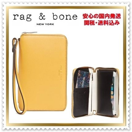 ◇ Rag & Bone ◇ Leather Smartphone Wallet 【関税送料込】