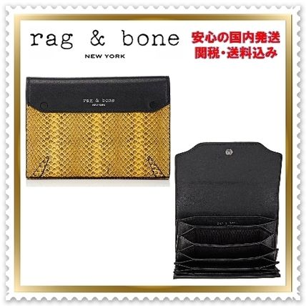 ◇ Rag & Bone ◇ Medium Wallet 【関税送料込】