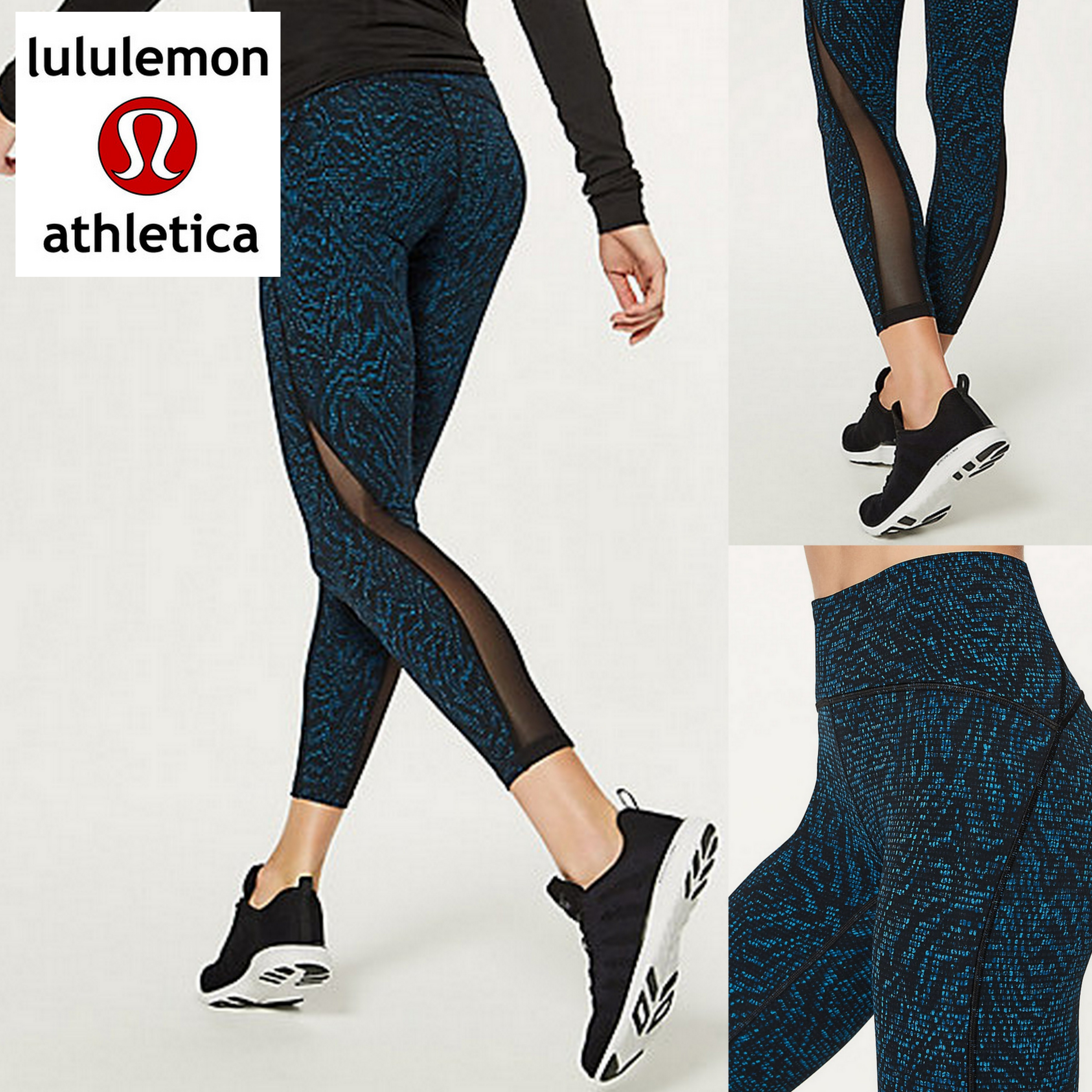 lululemon☆Train Times 7/8 Pant レギンスパンツ  Pulse Capri