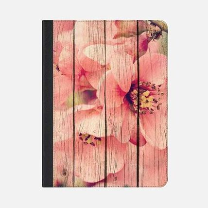 Casetify iPad・タブレットケース ★Casetify★iPadケース*OLD WOOD BLOSSOMS IPAD