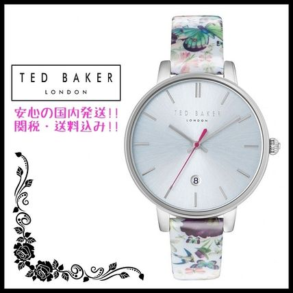 2017SS新作【TED BAKER】Kate**フラワーストラップsilver/関送込