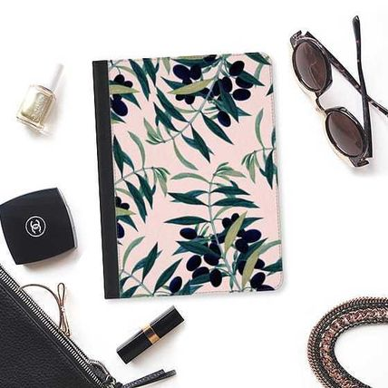 Casetify iPad・タブレットケース ★Casetify★iPadケース*OLIVE BRANCH PATTERN(2)