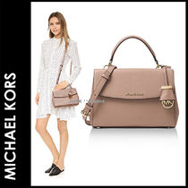 ★3-7日着/追跡&関税込【即発・MICHAEL KORS】Small AVA SATCHEL
