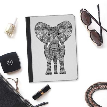 Casetify iPad・タブレットケース ★Casetify★iPadケース*AZTEC ELEPHANT BY MONIKA STRIGEL(2)