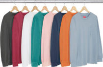 Supreme Overdyed LS Top