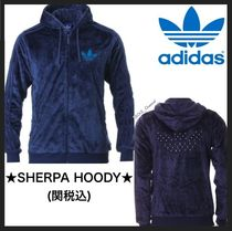★イベント中/関税込★ADIDAS MEN'S ORIGINALS SHERPA HOODY