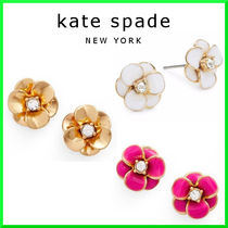 ☆Kate Spade☆フラワーピアス Shine On Flower Stud Earrings