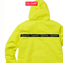 AW17 Supreme(シュプリーム)Taped seam jacket/yellow / L
