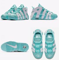女性もOK!!! GS☆ Nike  ☆Air More Uptempo Islandアップテンポ