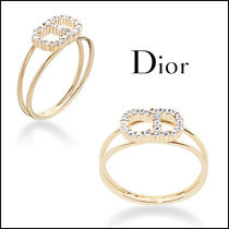 "【送料込】Christian Dior♡""CLAIR D LUNE"" RING"