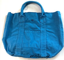 Ron Herman RH TOTE BAG M BLUE
