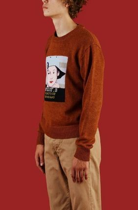 【送料無料】UNIF Clothing LITTLE ICEセーター