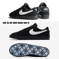 NIKE★SB AIR ZOOM BLAZER LOW GT★スエード