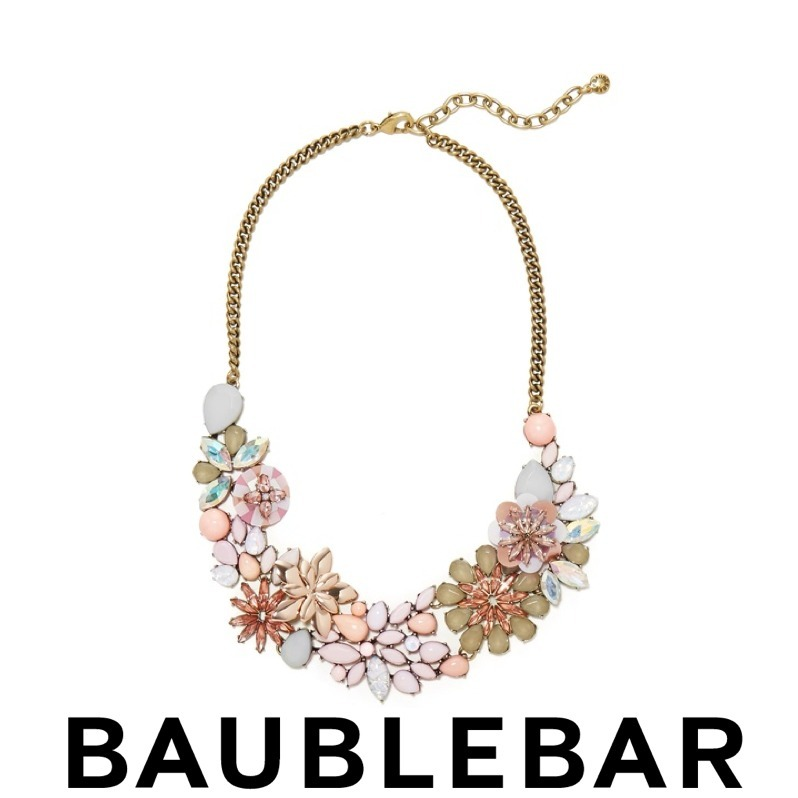 【BAUBLEBAR】アリアナネックレス☆ARIANA STATEMENT NECKLACE
