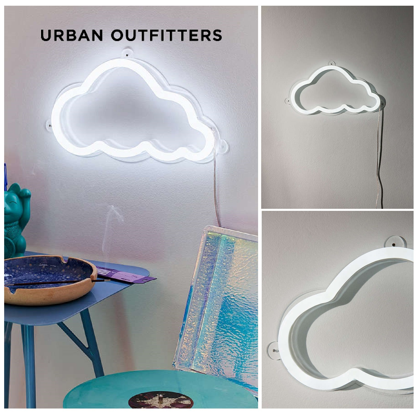 Urban Outfitters☆Cloud Neon Sign☆