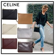 手元在庫あり♪関税送料込☆CELINE Trio Bag レギュラーサイズ☆