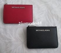 sale!Michael Kors-sm tz coin pouch w/id leather