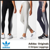 【adidas Originals】3-Stripes Leggings レギンス 3色