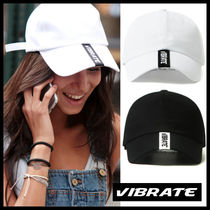 【VIBRATE バイブレート】HEIGHT PATCH BALL CAP 2色