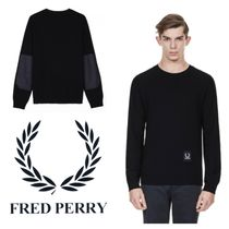 Fred Perry x Raf Simons クルーネックジャンパー関税込み