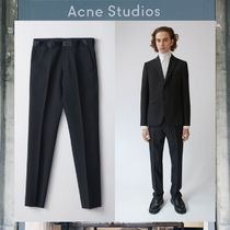 【17AW NEW】 Acne Studios_men / タキシードトラウザーズ