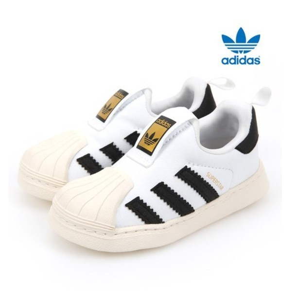 ADIDAS KIDS ORIGINALS☆Superstar 360(12-16cm) BB2516