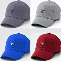 ☆American Eagle Outfitters☆ [Men] Classic icon hat 4色
