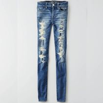 ☆American Eagle Outfitters☆9501 Cece super destroy jegging