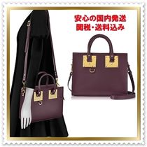 ◇ SOPHIE HULME◇ Albion Saddle Medium ToteBag【関税送料込】