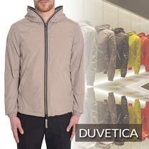 【DUVETICA】FULL ZIP PEGASO SPORTS JACKET/BEIGE