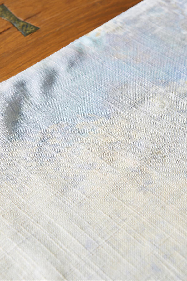 18AW☆最安値保証*関送料込【Anthro】Dyed Indigo Table Runner
