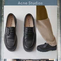 【17AW NEW】 Acne Studios_men / Trevor / ボートシューズ