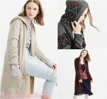 【Abercrombie&Fitch】LONG HOODED CARDIGAN ロングカーディガン