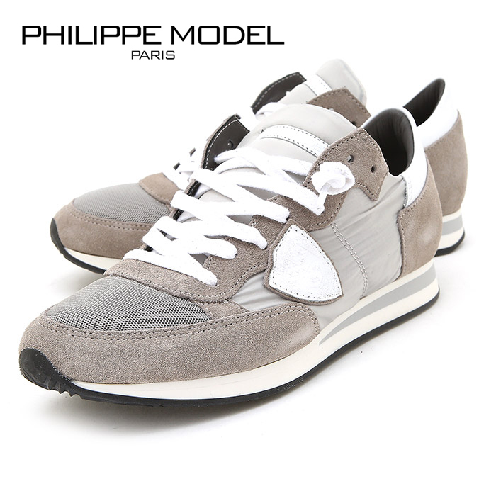 PHILIPPE MODEL PARIS_TROPEZ メンズスニーカー_TRLU 1103