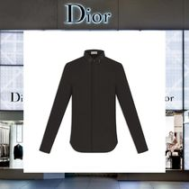 """【17AW NEW】 Christian Dior_men /BEJEWELLED """"BEE"""" シャツBK"""