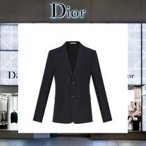 【17AW NEW】 Christian Dior_men /ボーダージャカードJACKET