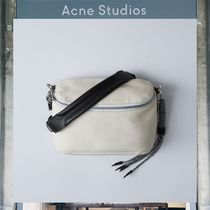【17AW NEW】 Acne Studios_men / Rope Hip /レザーヒップバッグ